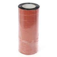 Banda autoadeziva Ekobit aluminiu, teracota, 15 cm x 1,5 mm x 5 m