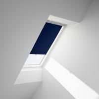 Rulou interior opac economic Velux RHZ CK00 4212, bleumarin
