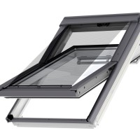 Rulou exterior tip parasolar fereastra mansarda Velux MHL C00-CK00 5060, negru