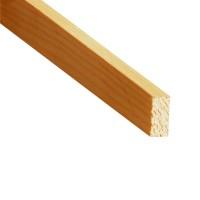 Rigla rindeluita lemn pin 1200 x 18 x 12 mm