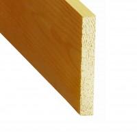 Rigla rindeluita lemn pin 2400 x 120 x 28 mm