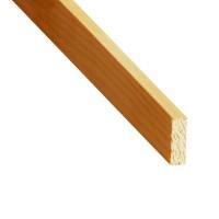 Rigla rindeluita lemn pin 1200 x 27 x 7 mm