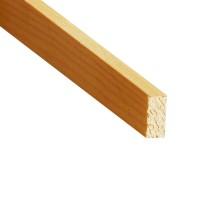 Rigla rindeluita lemn pin 1200 x 28 x 18 mm