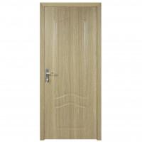 Usa de interior din lemn, Super Door F04-68-P, stanga / dreapta, gri, 203 x 68 cm