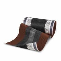 Banda coama Bramac Basic Roll, maro, 5000 x 295 mm