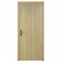 Usa de interior din lemn, SuperDoor F10-68-P (OP), stanga / dreapta, gri, 203 x 68 cm