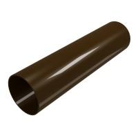 Burlan scurgere Regenau, PVC, maro, 3 m, D 100 mm