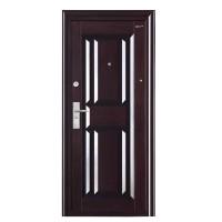 Usa interior metalica BestImp L22, stanga/dreapta, wenge, 202 x 88 cm