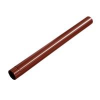 Prelungitor intermediar Baudeman, rosu inchis lucios (RAL 3009), 1 m x 90 mm