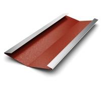 Dolie Bilka, rosu GrandeMat (RAL 3011), 0.5 mm