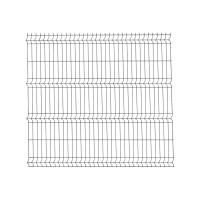 Panou gard zincat bordurat antracit 1700 x 2000