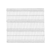 Panou gard zincat bordurat antracit 2000 x 2000