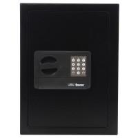 Seif mobila Burg Wachter Favor S7 E, electronic, din tabla de otel, negru, 310 x 350 x 415 mm