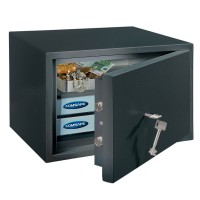 Seif Rottner Comsafe PowerSafe PS300, inchidere cu cheie, 300 x 445 x 400 mm