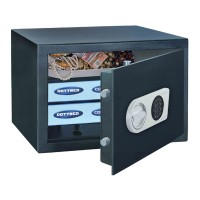 Seif pentru mobila Rottner Comsafe Samoa 26, inchidere electronica, 270 x 370 x 280 mm