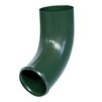 Cot evacuare Bilka, verde lucios (RAL 6020), 90 x 0.6 mm