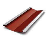 Dolie Bilman, rosu lucios (RAL 3011), 0.4 mm