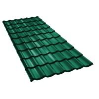 Tigla metalica Baudeman Clasic 35, verde lucios (RAL 6005)