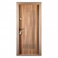 Usa interior metalica Megadoor Prestige 1 lux 41, dreapta, tanganica, 200 x 88 cm