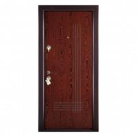 Usa interior metalica Prestige 1 lux 41, dreapta, wenge lam, 200 x 88 cm