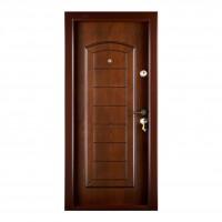 Usa interior metalica Megadoor Prestige 1 lux 154, stanga, maro, 200 x 88 cm