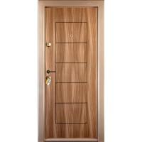 Usa interior metalica Megadoor Prestige 1 lux 131, dreapta, tanganica, 200 x 88 cm