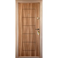 Usa interior metalica Megadoor Prestige 1 lux 131, stanga, tanganica, 200 x 88 cm