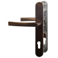 Maner usa interior, Bati, bronz, 92 mm, 252 x 36 mm