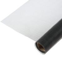 Plasa protectie insecte / tantari, Far Est, pentru ferestre / usi, gri, 1.2 x 30 m