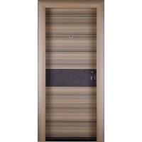 Usa interior metalica Elite 2015, stanga, mystic gri, 200 x 88 cm
