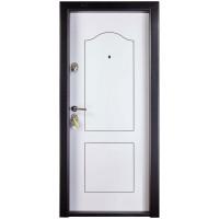 Usa interior metalica Prestige 1 lux 87, dreapta, alb, 200 x 88 cm