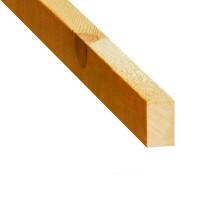 Rigla nerindeluita lemn pin 2400 x 30 x 18 mm