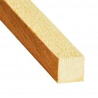 Rigla nerindeluita lemn pin 2400 x 24 x 24 mm