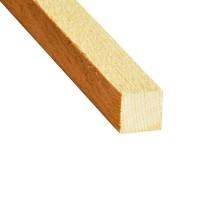 Rigla nerindeluita lemn pin 2400 x 30 x 30 mm