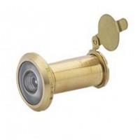 Vizor din alama Thirard, pentru usa, auriu, 120 x 30 mm