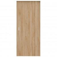 Usa culisanta Eco Euro Doors Maria, plina, stejar, 95 x 206 cm + maner ingropat
