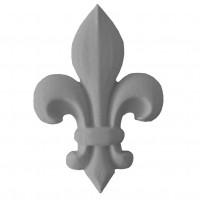 Element decorativ Accent 3D Lis, 270 x 160 x 30 mm