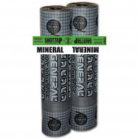 Membrana bituminoasa Sagitta P Mineral, cu armatura din tesut netesut de poliester, 3.5 kg/mp, 10 mp/rola