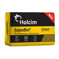 Ciment SapaBet 22.5X sac 40 kg