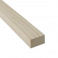 Rigla rindeluita, lemn molid, A/B, 3000 x 30 x 20 mm