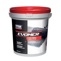 Amorsa rapida pentru hidroizolatie acoperis, Evomer Fast Primer Tytan Professional, 9 kg