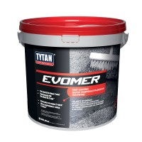 Strat rapid final pentru hidroizolatie acoperis, Evomer Fast Coating Tytan Professional, 18 kg
