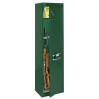 Dulap arme GUN5 Rottner, 2 usi, verde, electronic, 265 x 370 x 1500 mm