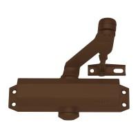 Amortizor usa, hidraulic, DC110, maro, rezistent la foc, 80 kg