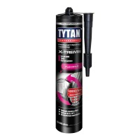 Silicon de etansare, transparent, pentru acoperis, X-Treme Tytan Professional, 280 ml