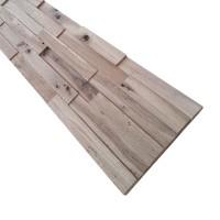 Panou lemn stejar 3D Vintage, 1268 x 288 x 36 mm