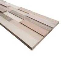 Panou lemn mozaic 3D Extra, 1268 x 288 x 36 mm