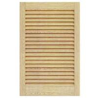 Usa de interior lamelara Digitop ULP, pentru constructie mobilier, pin, 39.5 x 39.4 cm