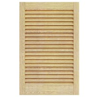 Usa de interior lamelara Digitop ULP, pentru constructie mobilier, pin, 39.5 x 49.4 cm