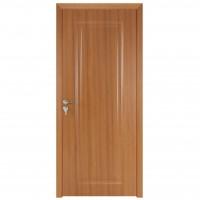 Usa de interior din lemn, BestImp B01-68-H, stanga / dreapta, stejar, 203 x 68 cm